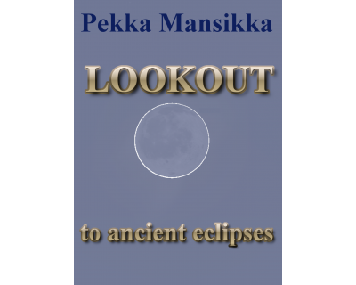 Lookout to ancient eclipses